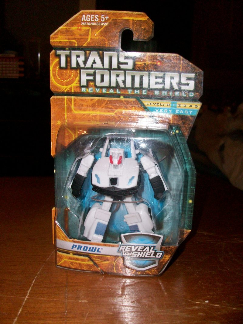 Transformers Prowl Classics Series