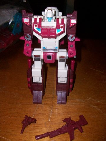 Transformers Scattershot Generation 1