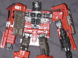Transformers Inferno Classics Series thumbnail 1