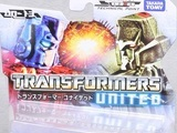 Transformers UN-13 Autobot Tracks Miscellaneous (Takara)