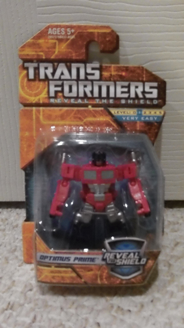 Transformers Optimus Prime Classics Series