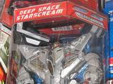 Transformers Deep Space Starscream (Target Exclusive) Transformers Movie Universe