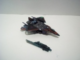 Transformers Starscream Unicron Trilogy thumbnail 0