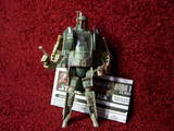 Transformers Boba Fett - Slave I Star Wars Transformers