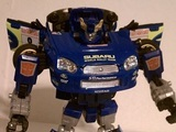 Transformers Smokescreen Alternators