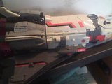Transformers Jetfire w/ Cometor Unicron Trilogy thumbnail 0