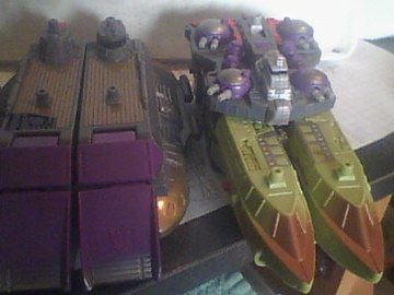 Transformers Tidal Wave Unicron Trilogy