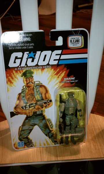 G.I. Joe Gung-Ho 25th Anniversary