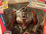 Transformers Earth Mode Megatron Animated