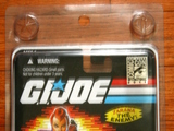 G.I. Joe Zarana 30th Anniversary