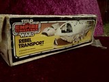 Star Wars Rebel Transport Vintage Figures (pre-1997)