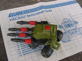 G.I. Joe Pac/Rats Machine Gun Classic Collection thumbnail 0