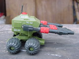 G.I. Joe Pac/Rats Machine Gun Classic Collection thumbnail 1