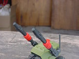 G.I. Joe Pac/Rats Machine Gun Classic Collection thumbnail 4