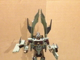 Transformers Dreadwing Unicron Trilogy thumbnail 0