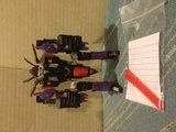 Transformers Skywarp Universe