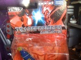 Transformers Safeguard Animated
