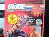 G.I. Joe Banzai - Rising Sun Ninja Classic Collection