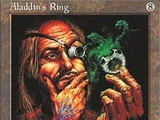 Magic The Gathering Aladdin's Ring Core Editions