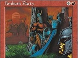 Magic The Gathering Ambush Party Core Editions
