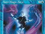 Magic The Gathering Anti-Magic Aura Core Editions