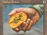 Magic The Gathering Amber Prison Core Editions