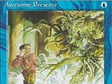Magic The Gathering Awesome Presence Ice Age