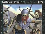 Magic The Gathering Balduvian Dead Ice Age