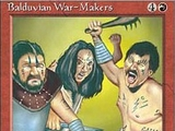 Magic The Gathering Balduvian War-Makers Ice Age