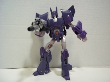 Transformers Cyclonus Classics Series