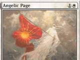 Magic The Gathering Angelic Page Core Editions