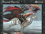 Magic The Gathering Abyssal Specter Ice Age