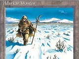 Magic The Gathering Adarkar Wastes Ice Age