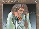 Magic The Gathering Aegis of the Meek Ice Age