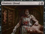 Magic The Gathering Abattoir Ghoul Innistrad