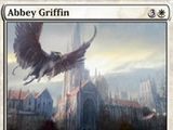 Magic The Gathering Abbey Griffin Innistrad