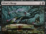 Magic The Gathering Altar's Reap Innistrad