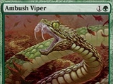Magic The Gathering Ambush Viper Innistrad