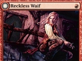 Magic The Gathering Reckless Waif Innistrad