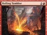 Magic The Gathering Rolling Temblor Innistrad