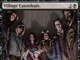 Magic The Gathering Village Cannibals Innistrad