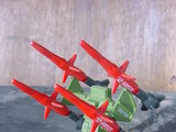 G.I. Joe Pac/Rats Missile Launcher Classic Collection