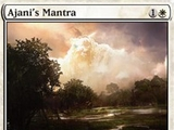 Magic The Gathering Ajani's Mantra Core Editions