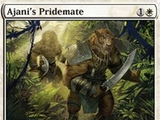 Magic The Gathering Ajani's Pridemate Core Editions
