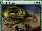 Magic The Gathering Acidic Slime Core Editions