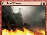 Magic The Gathering Circle of Flame Core Editions