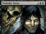 Magic The Gathering Diabolic Tutor Core Editions
