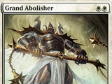 Magic The Gathering Grand Abolisher Core Editions
