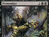 Magic The Gathering Dismember Scars of Mirrodin
