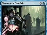 Magic The Gathering Tezzeret's Gambit Scars of Mirrodin